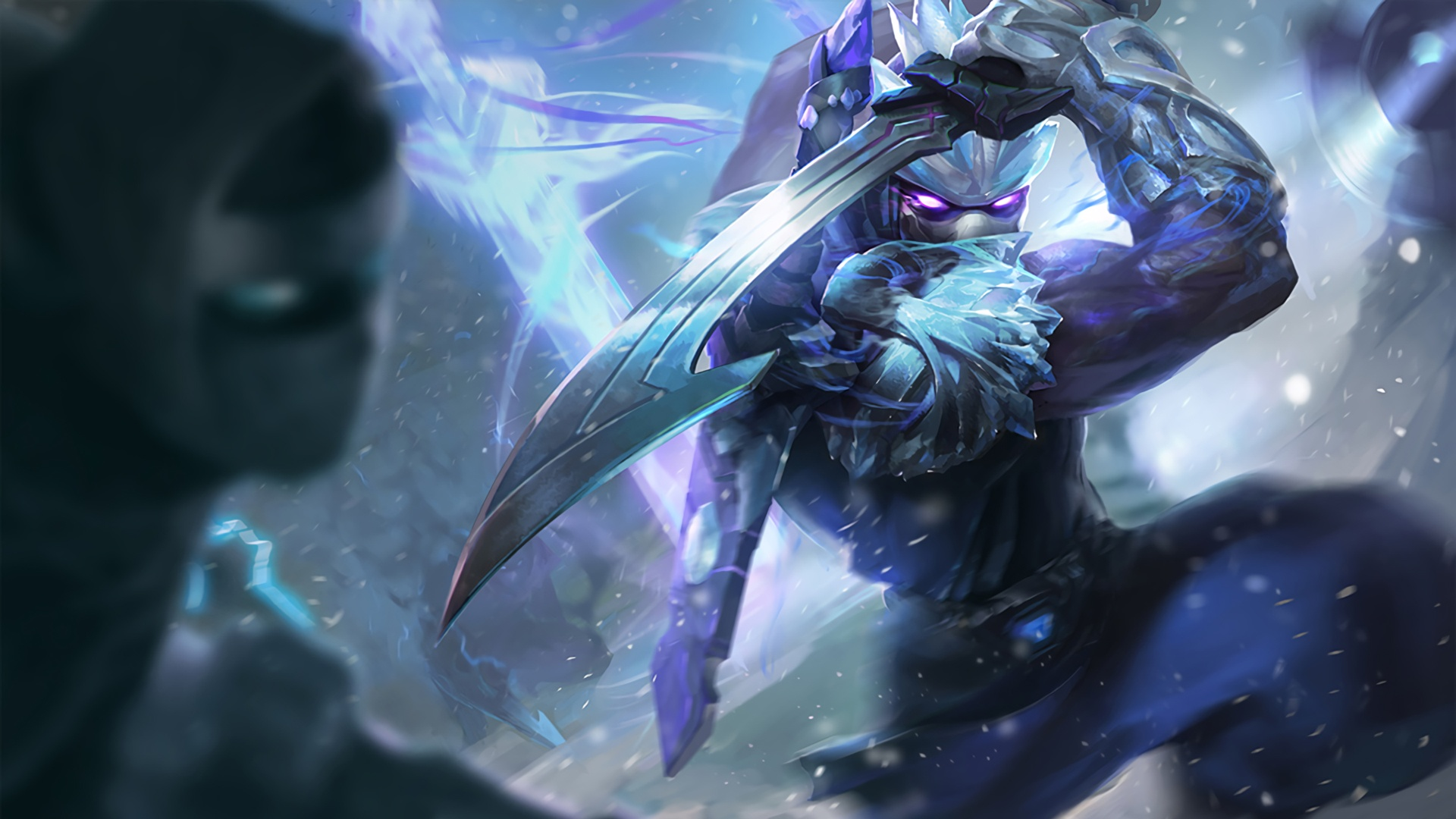 Frozen Shen wallpaper