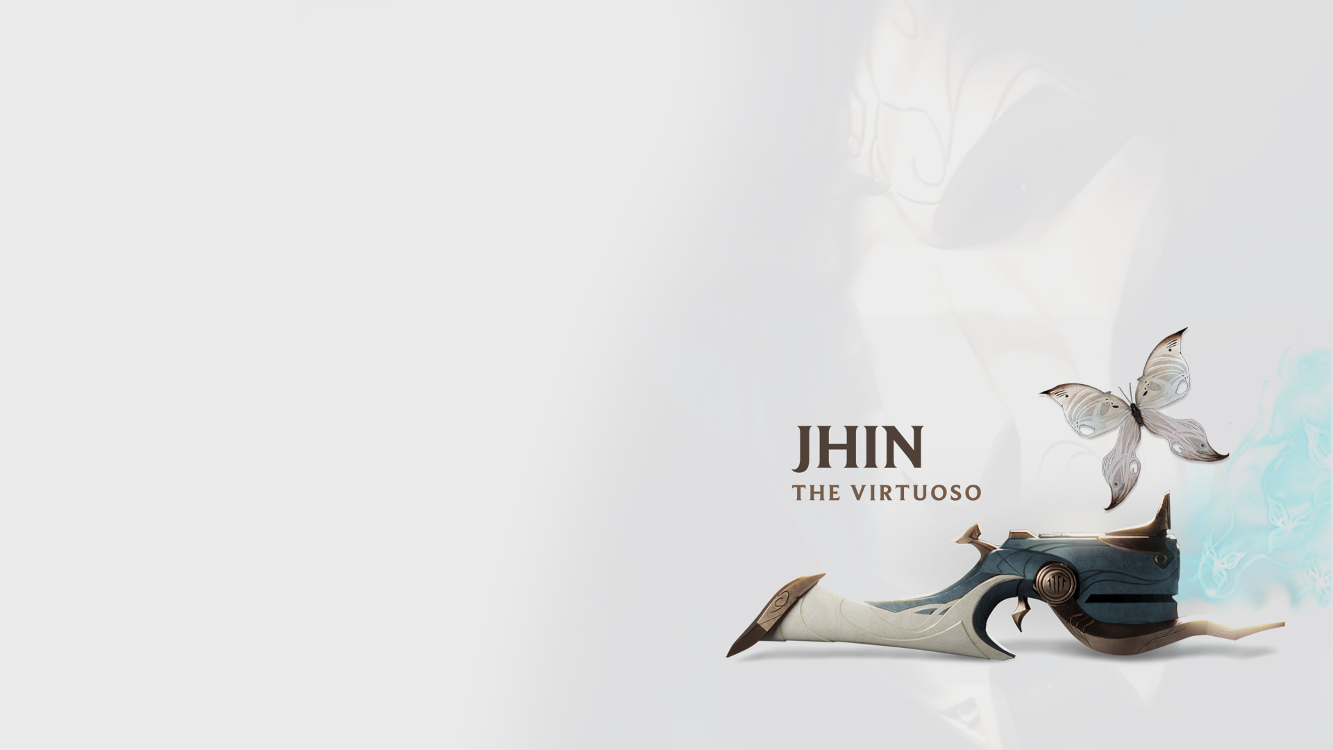 Jhin – The Virtuoso wallpaper