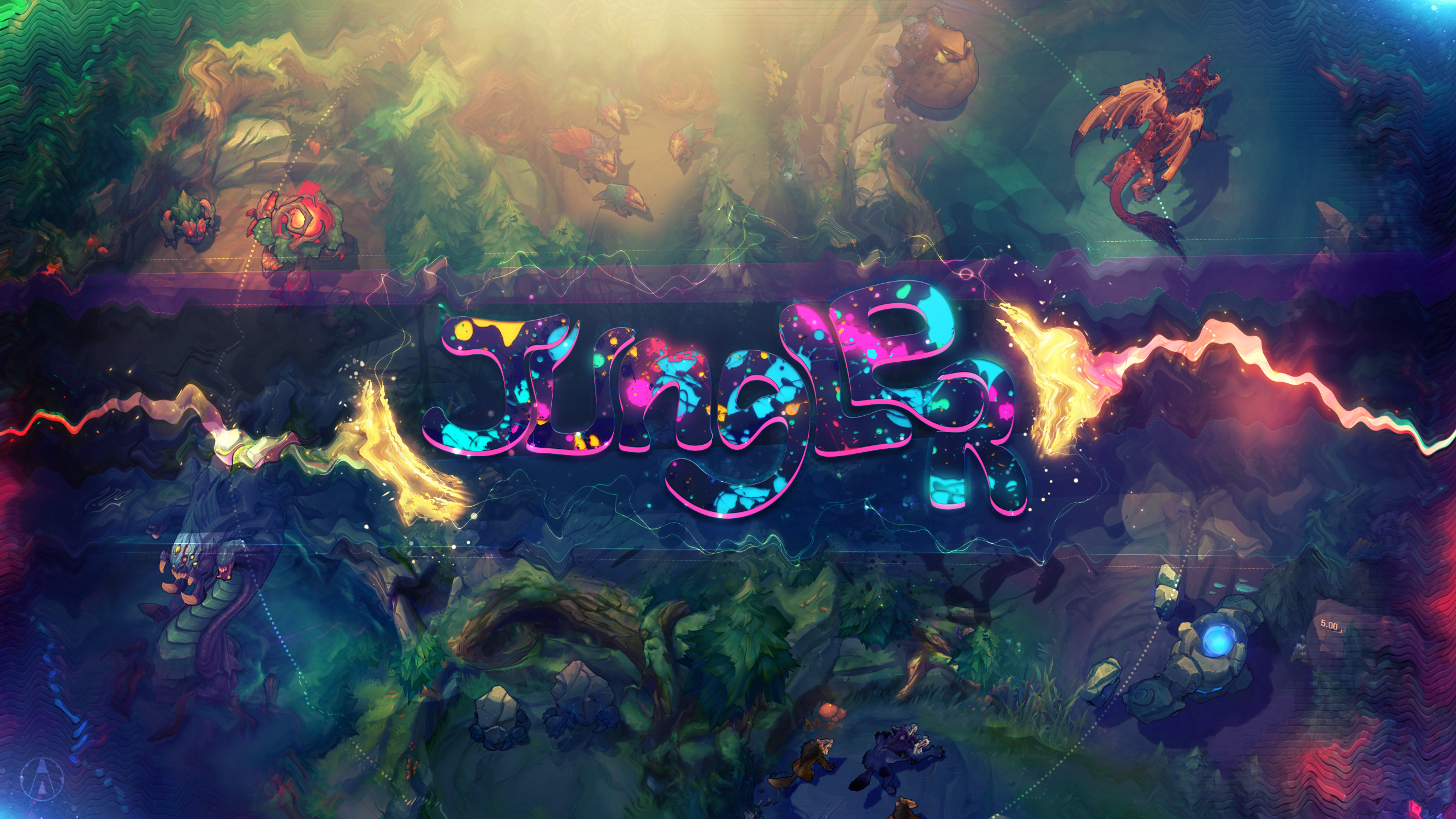 Jungler Lolwallpapers