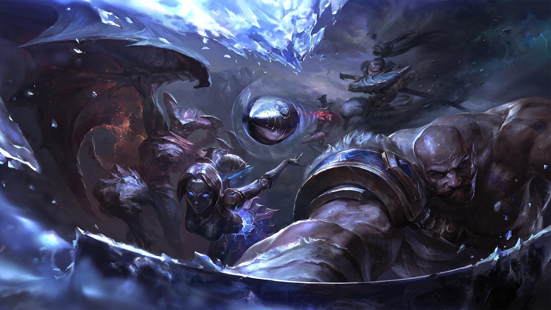 League of Legends Season 6 wallpaper