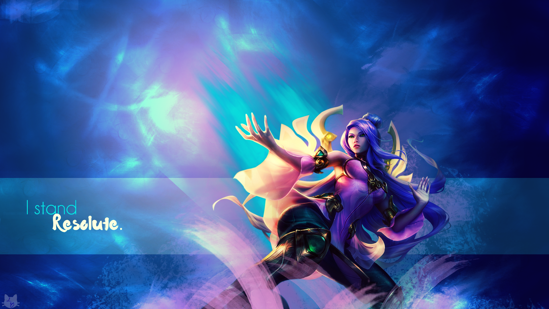 Order of the Lotus Irelia wallpaper