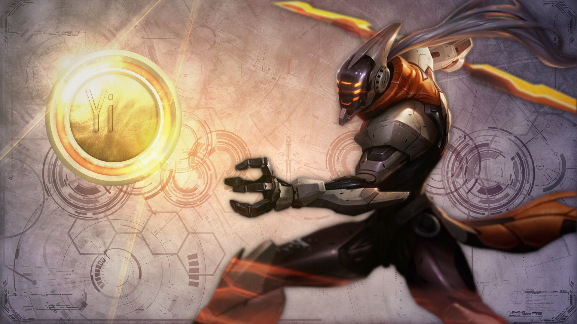 Project Master Yi Lolwallpapers