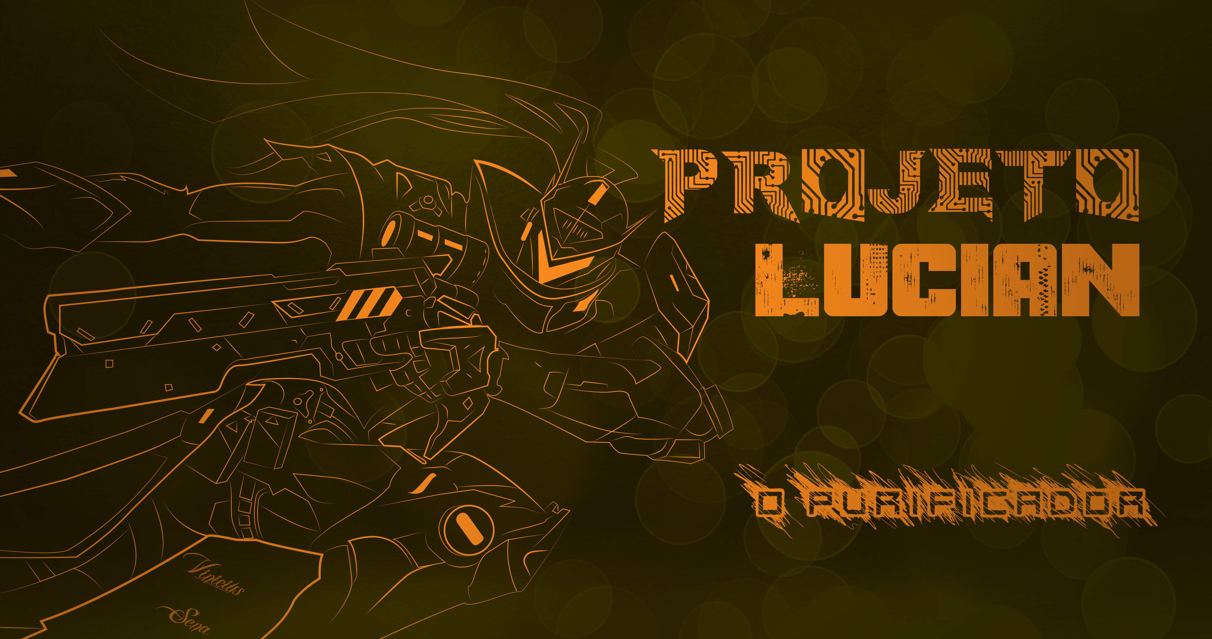 PROJECT: Lucian wallpaper