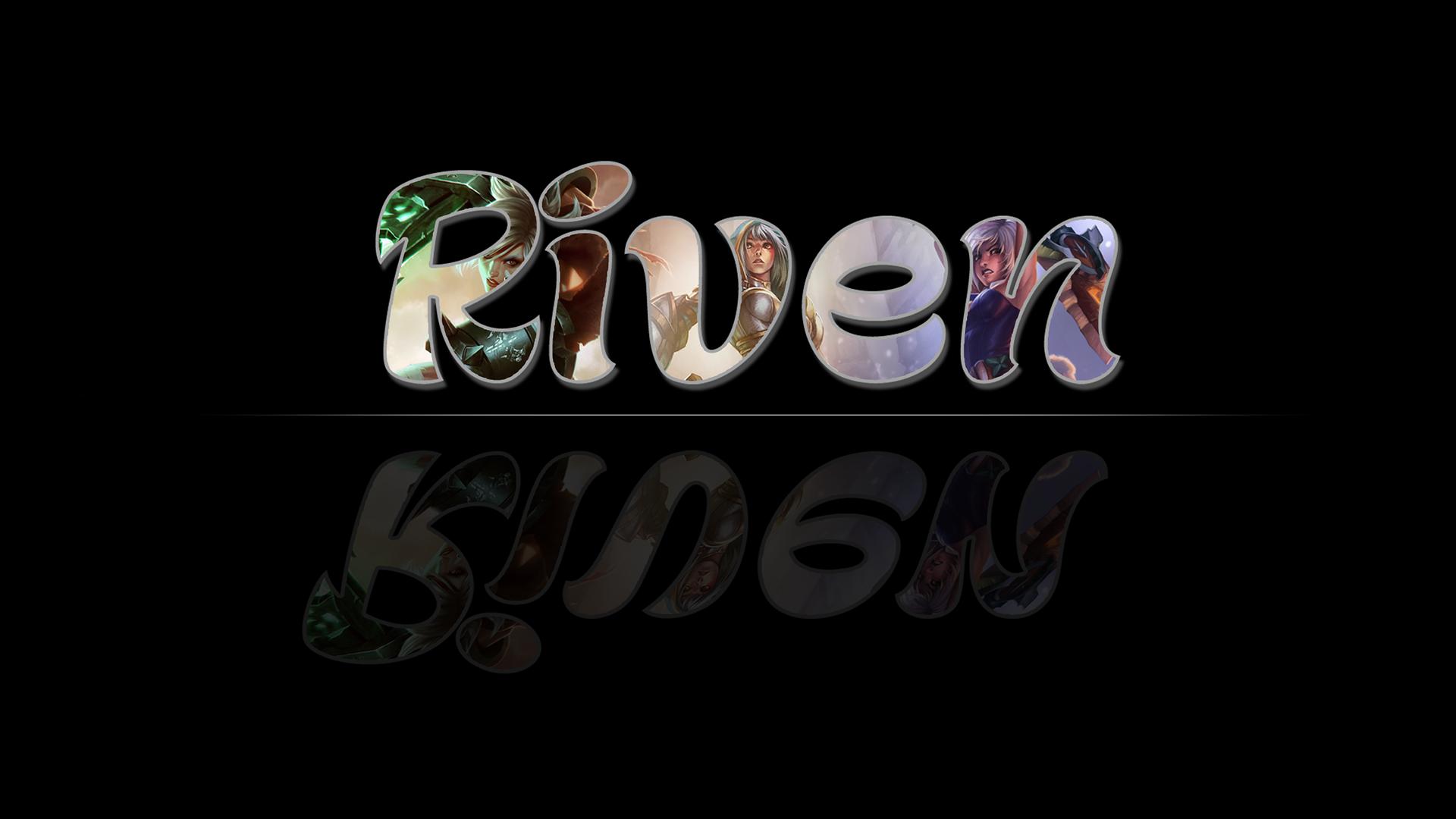 Riven Skins wallpaper