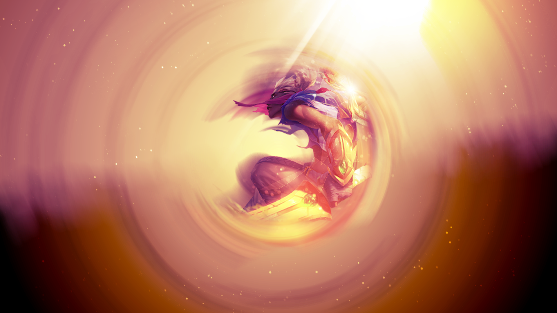 Sandstorm Ekko wallpaper