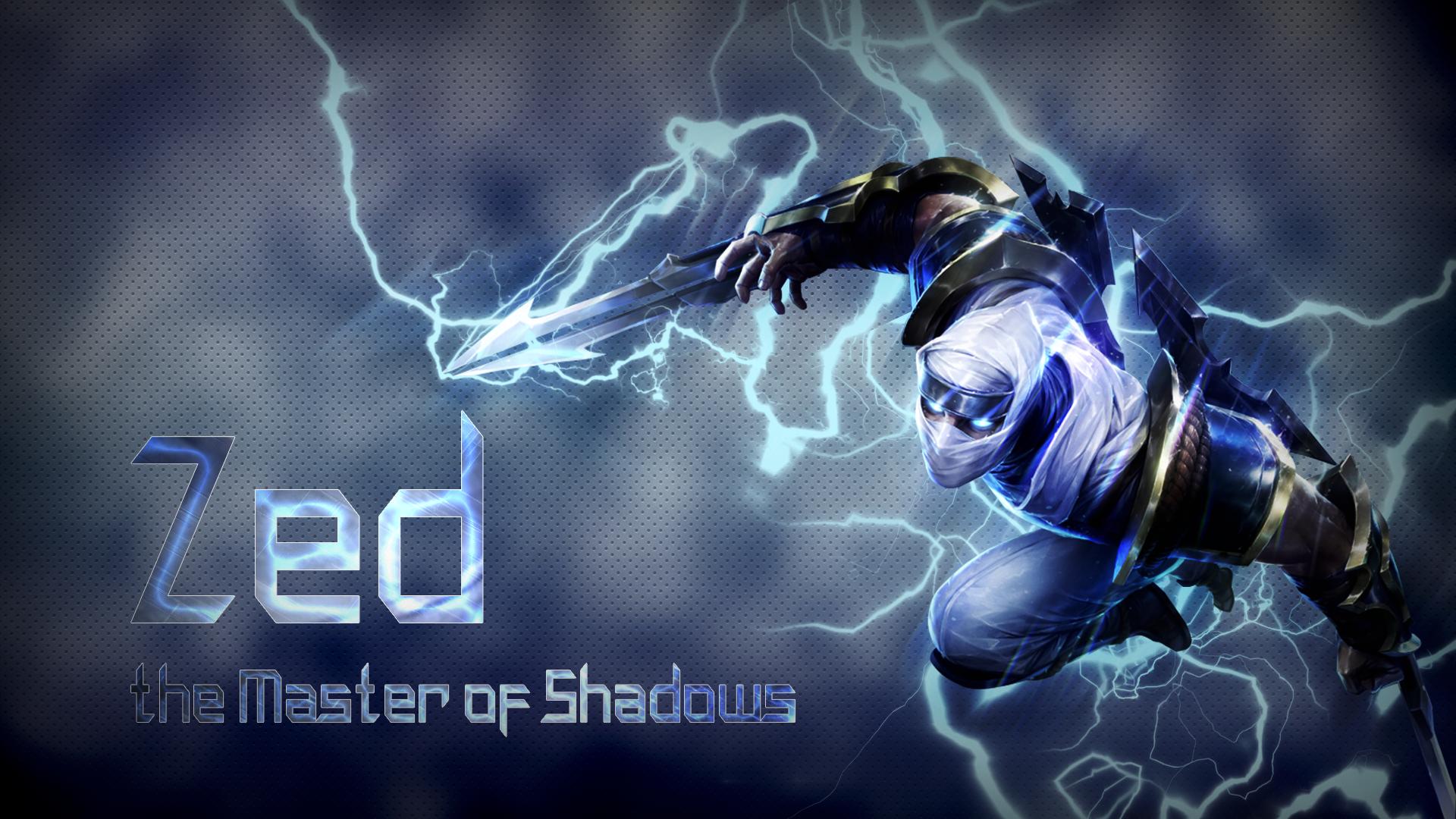 Shockblade zed and nocturne
