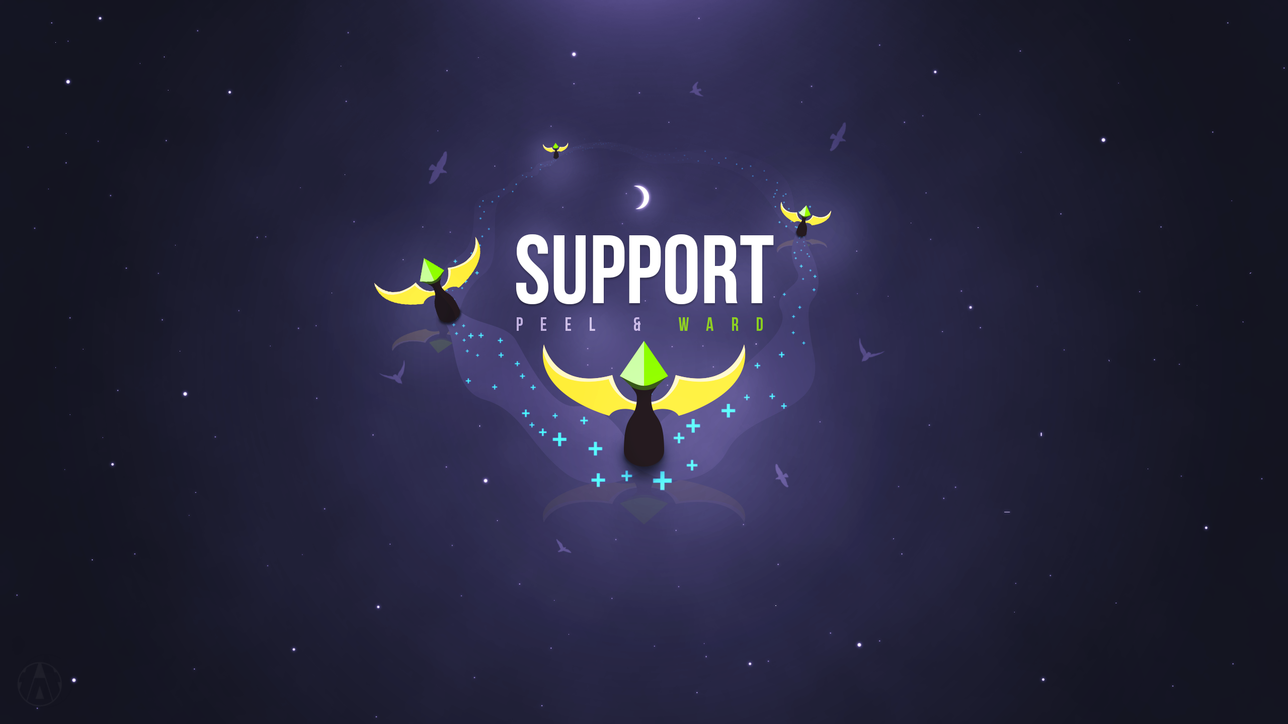 Support wallpaper