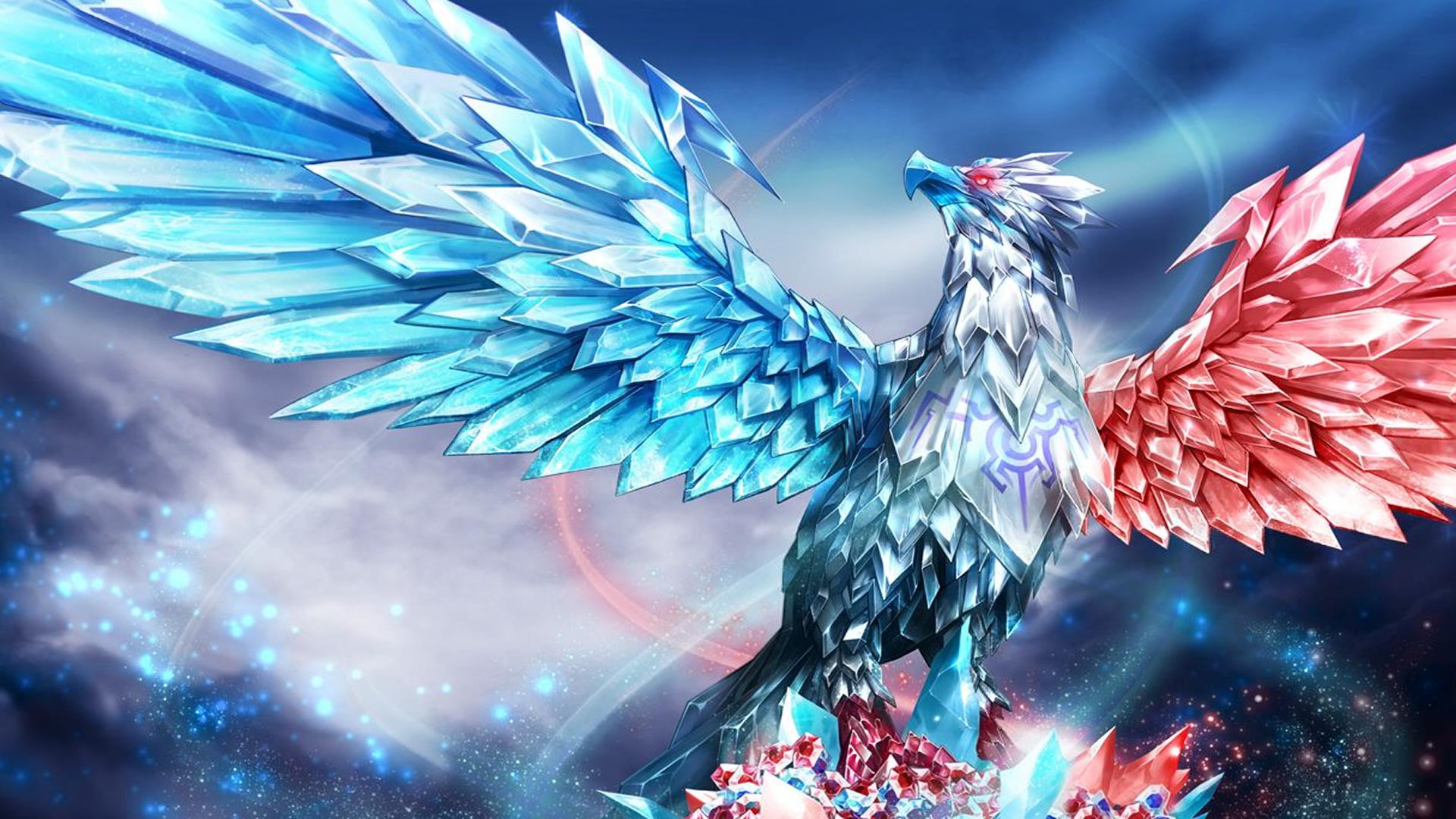 Team Spirit Anivia wallpaper