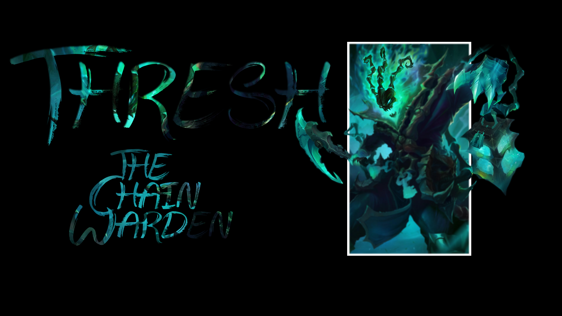 Tresh wallpaper