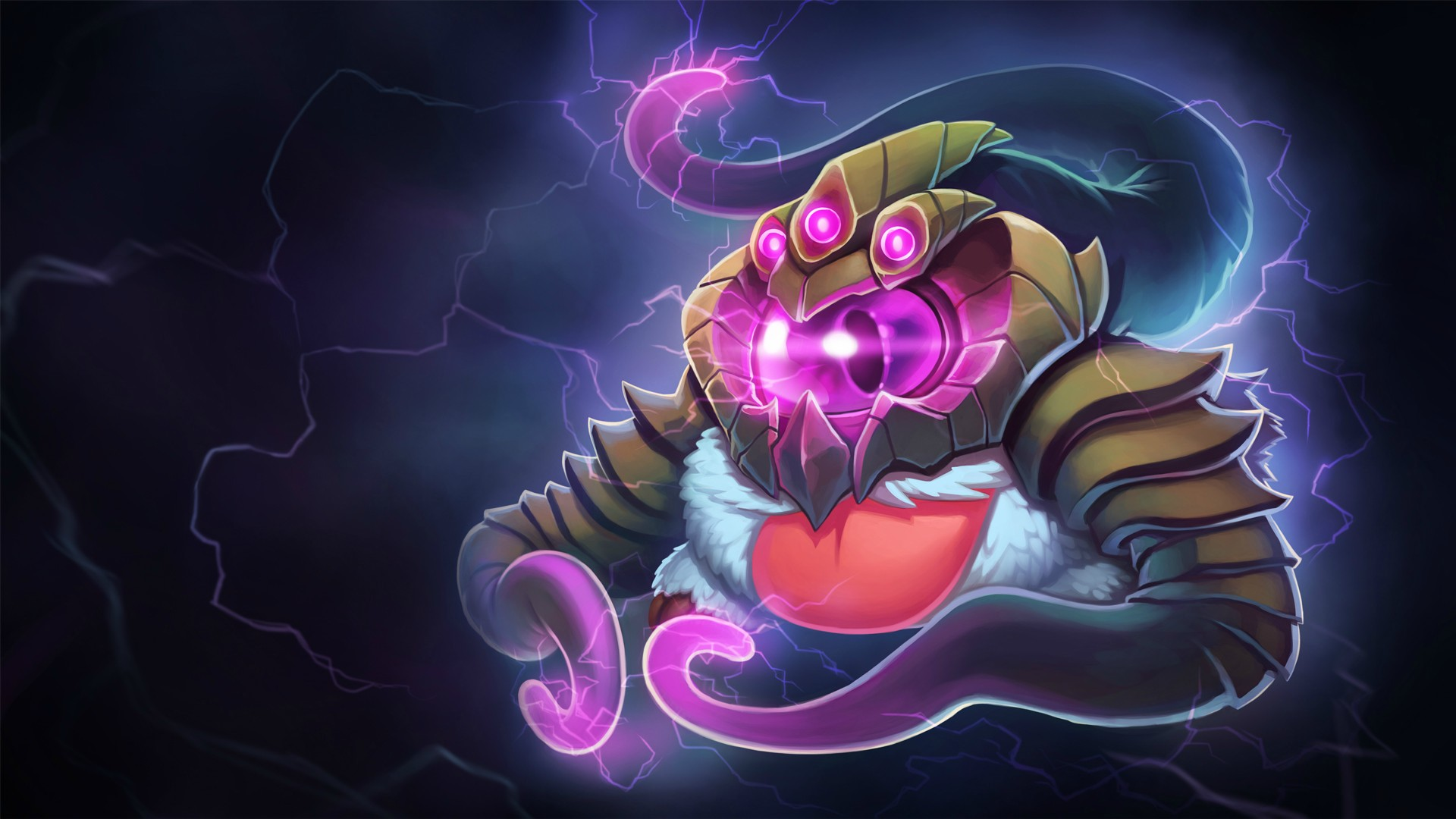 Vel'Koz Poro wallpaper