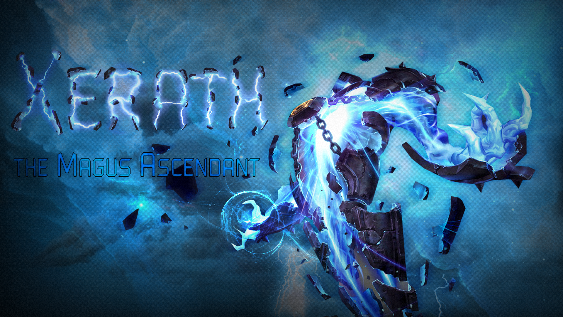 xerath lolwallpapers