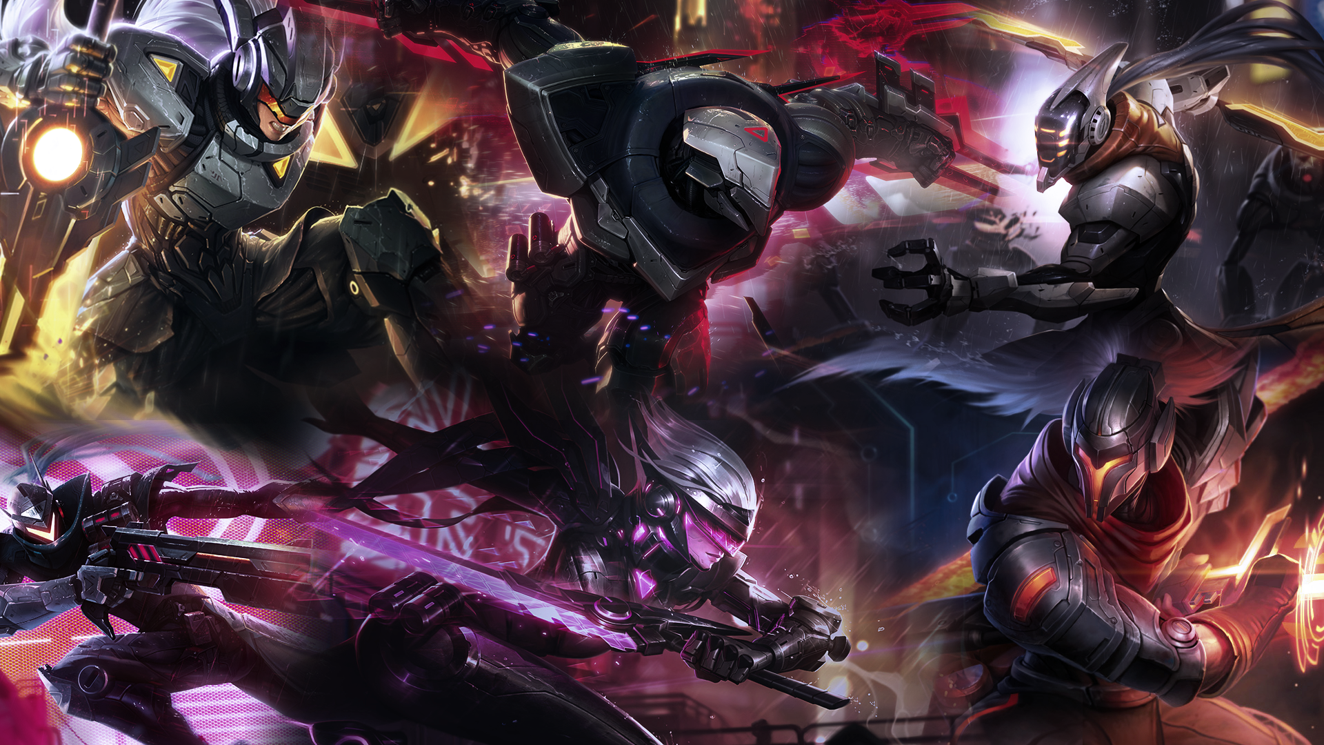 Project Skins Lolwallpapers