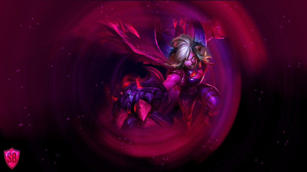 Demon Vi wallpaper