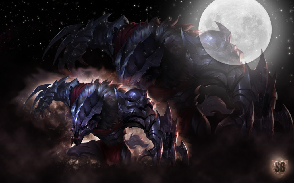 Marauder Warwick wallpaper