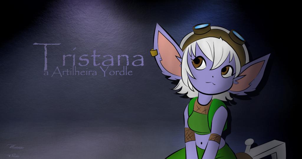 Tristana wallpaper