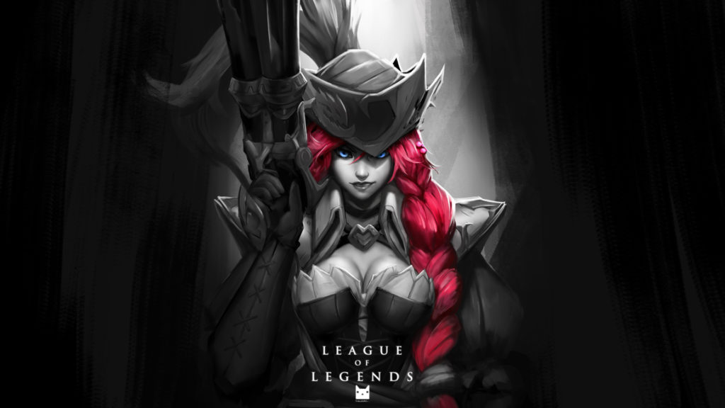 Miss Fortune wallpaper