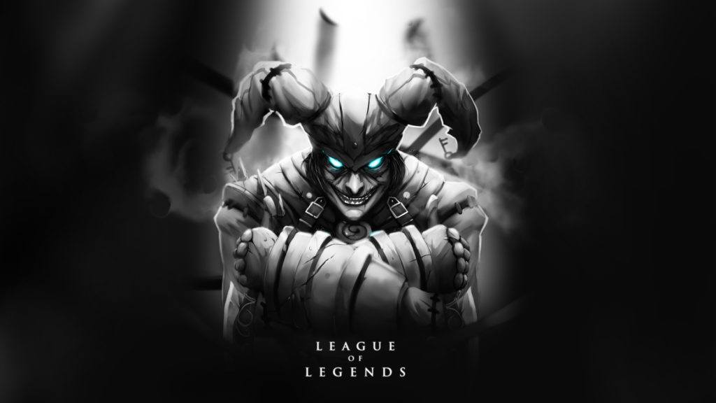 Asylum Shaco wallpaper