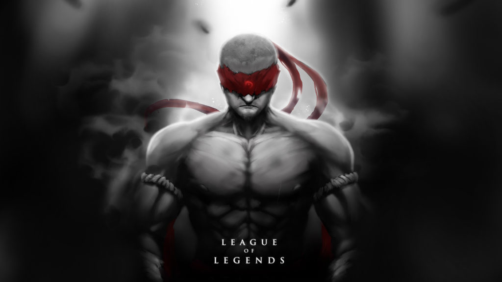 Muay Thai Lee Sin wallpaper