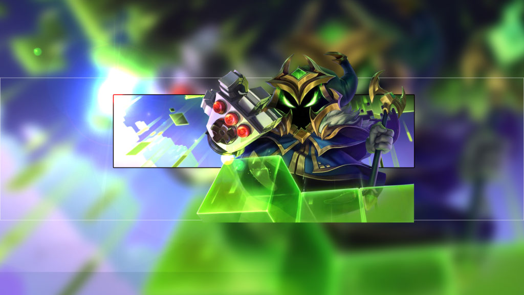 Final Boss Veigar wallpaper