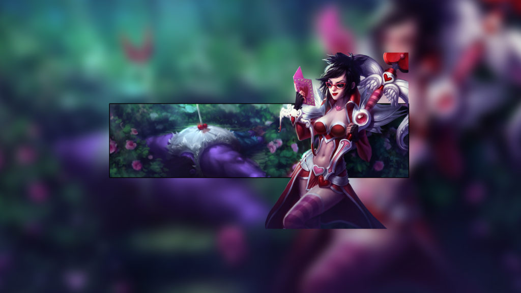 Heartseeker Vayne wallpaper
