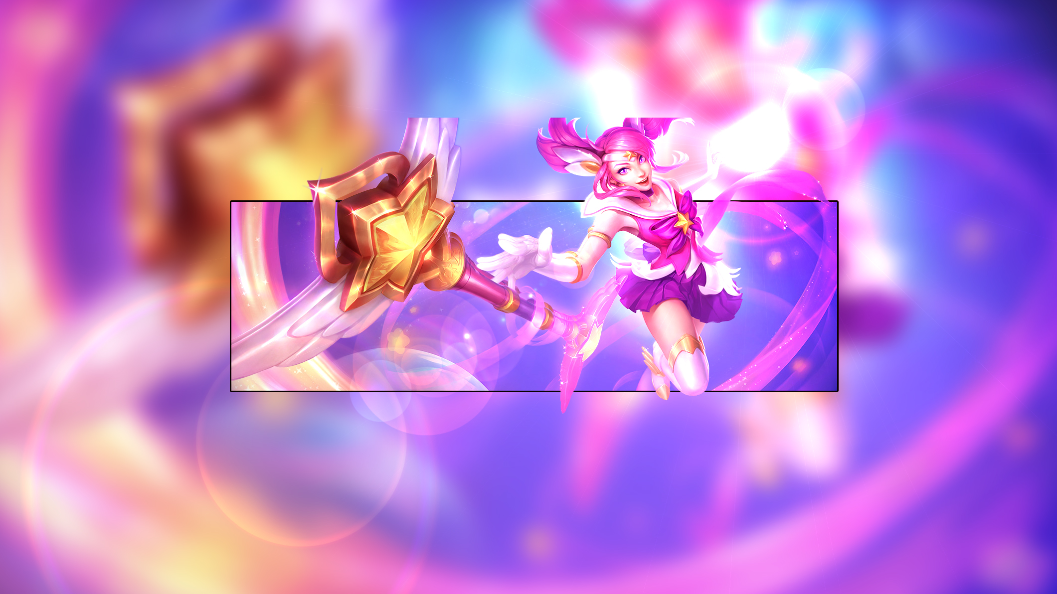 Star Guardian Lux Lolwallpapers