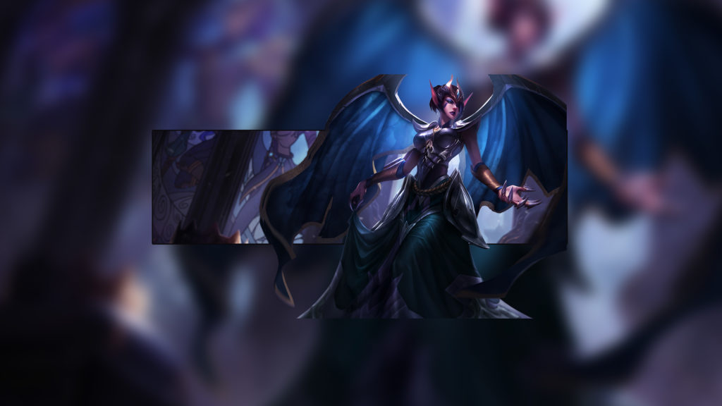 Victorious Morgana wallpaper