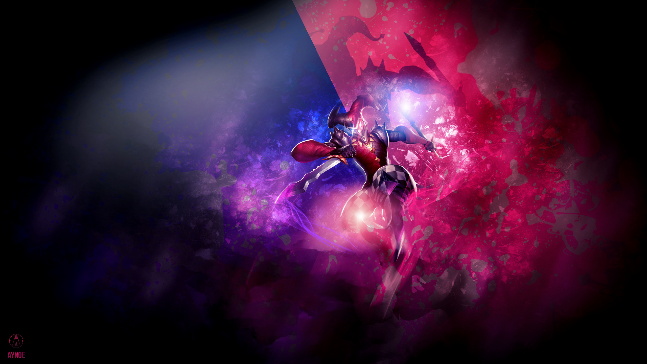 Shaco wallpaper