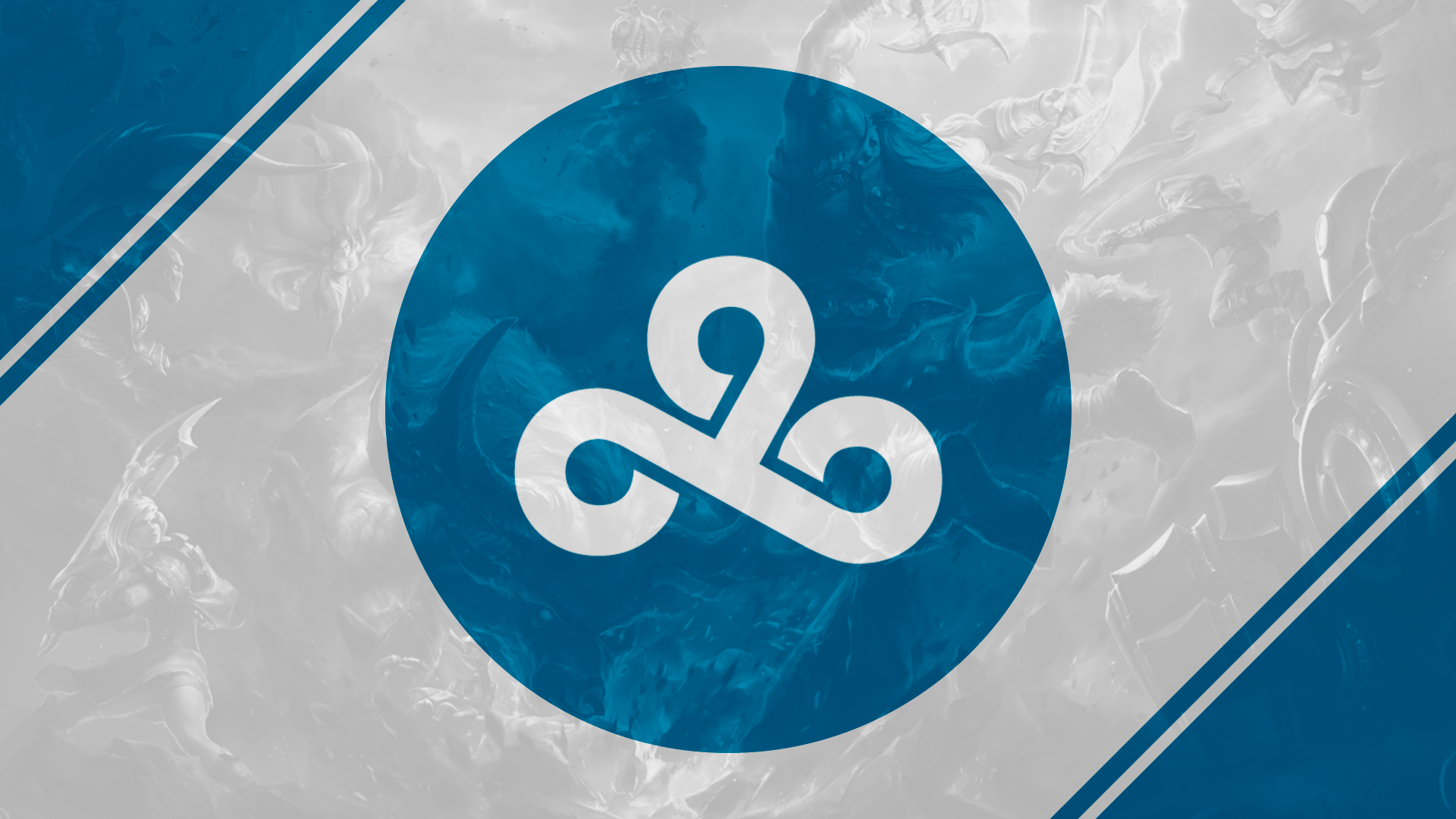 Cloud 9 v2 wallpaper