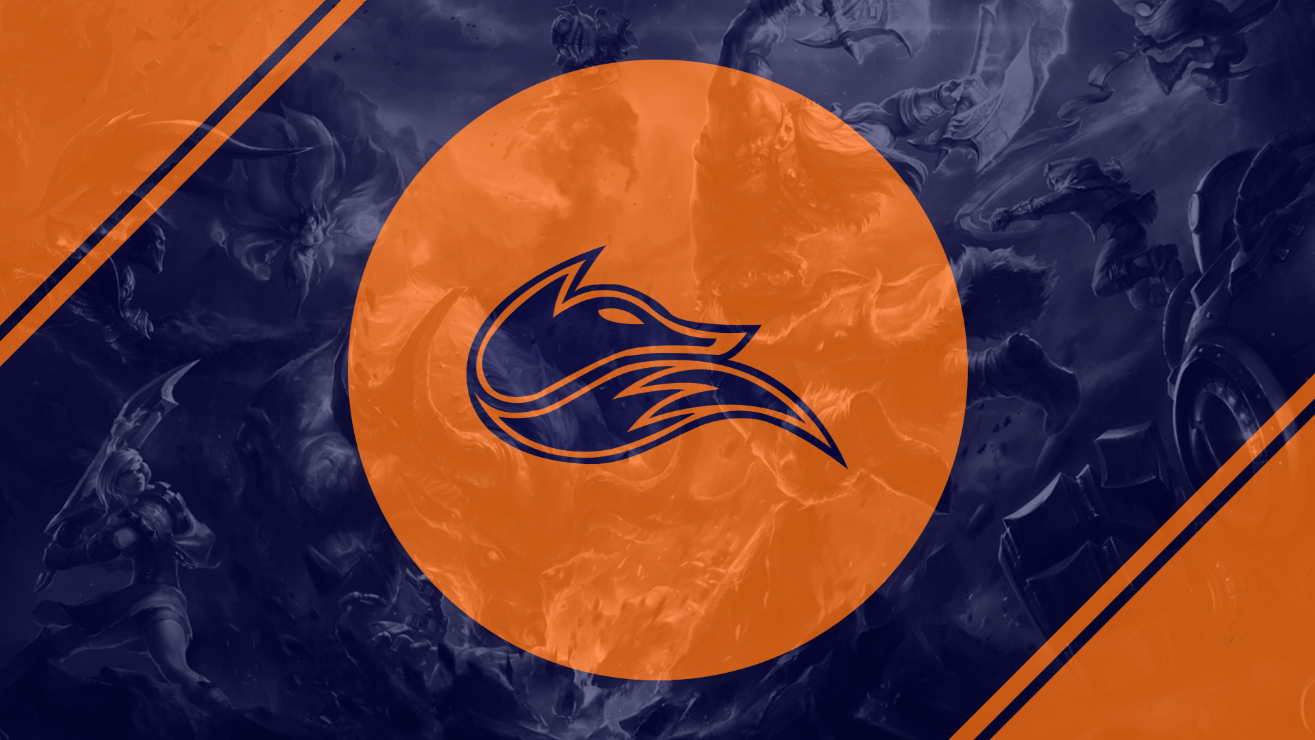 Echo Fox wallpaper