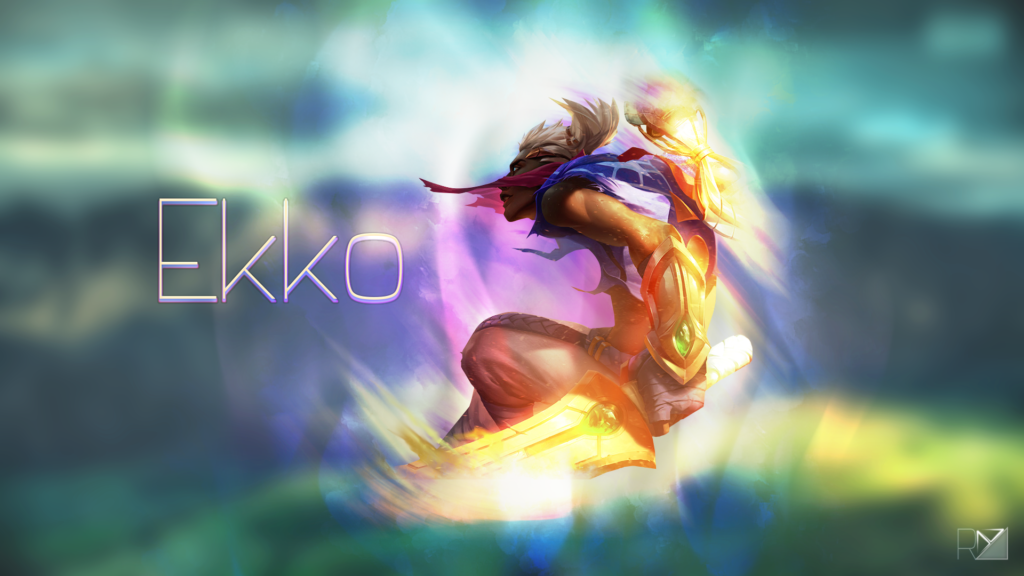 Ekko wallpaper