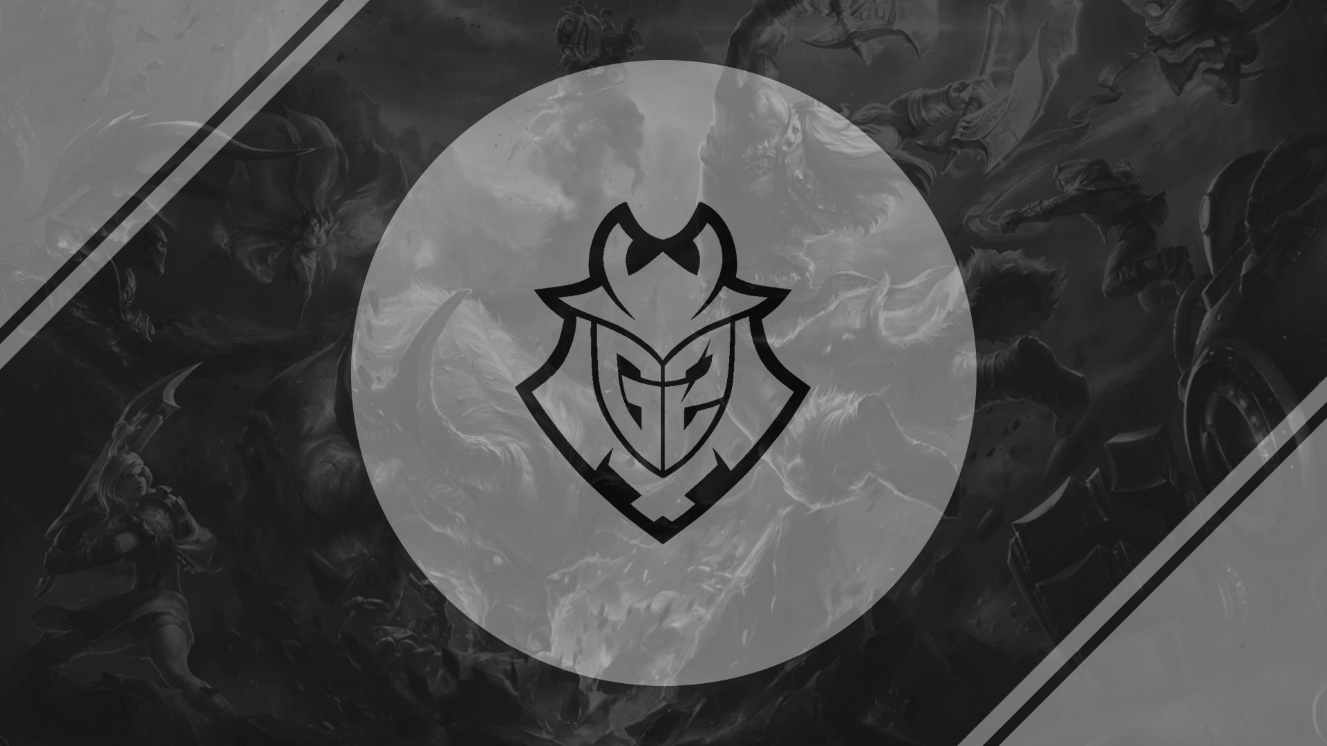 G2 Grey Color wallpaper