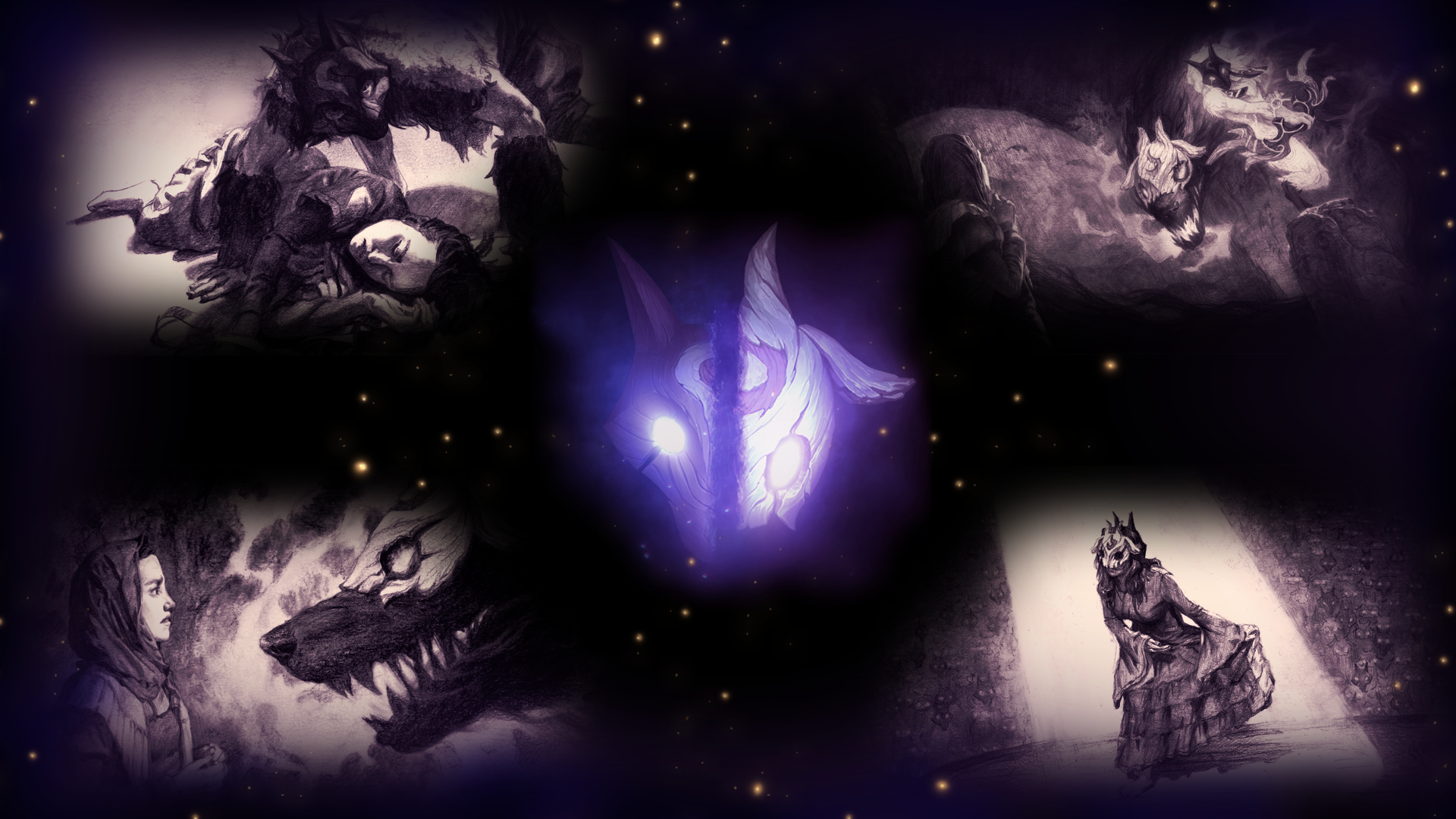 Kindred wallpaper