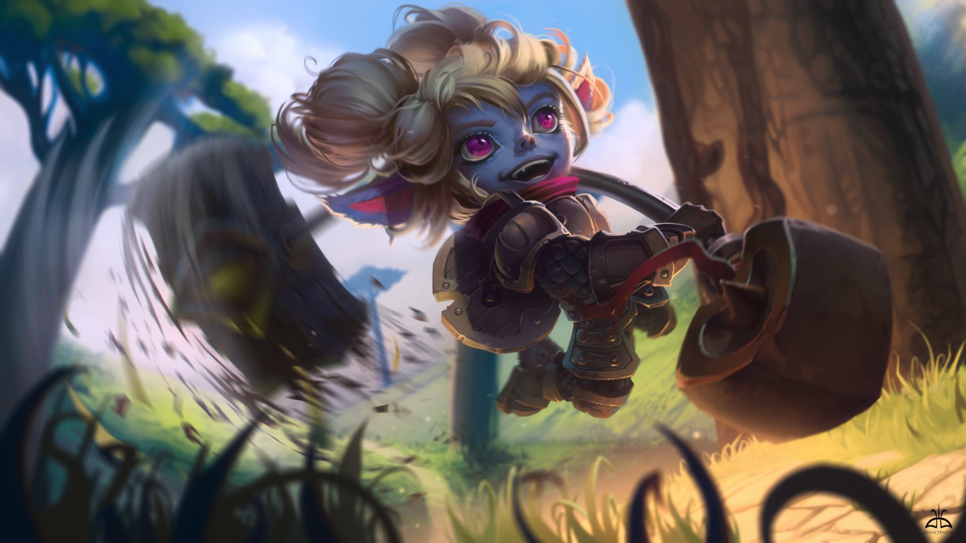 Poppy wallpaper