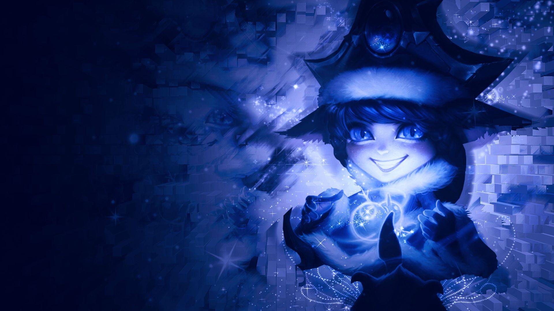 Winter Wonder Lulu wallpaper