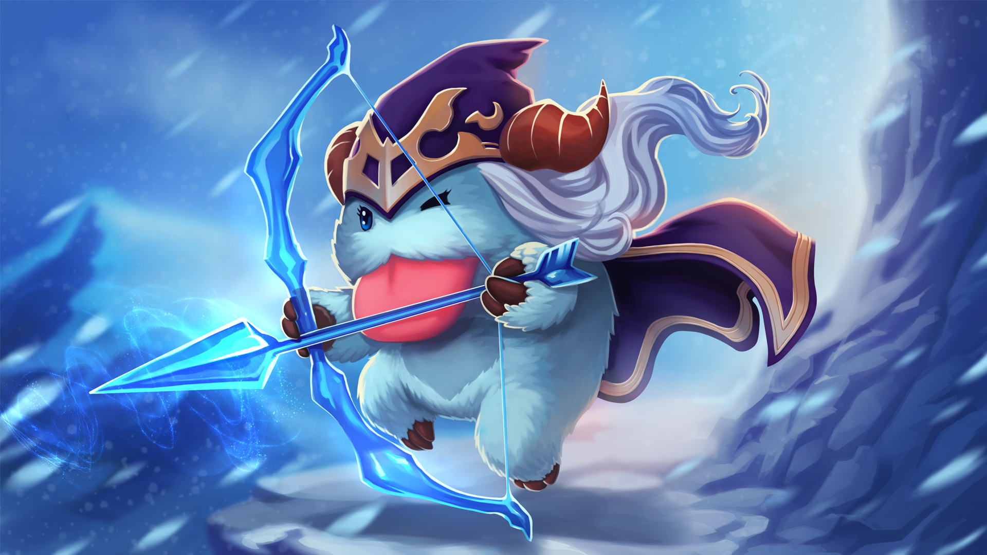 Ashe Poro wallpaper