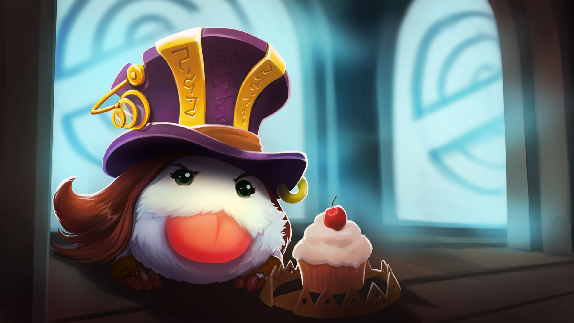 Caitlyn Poro wallpaper