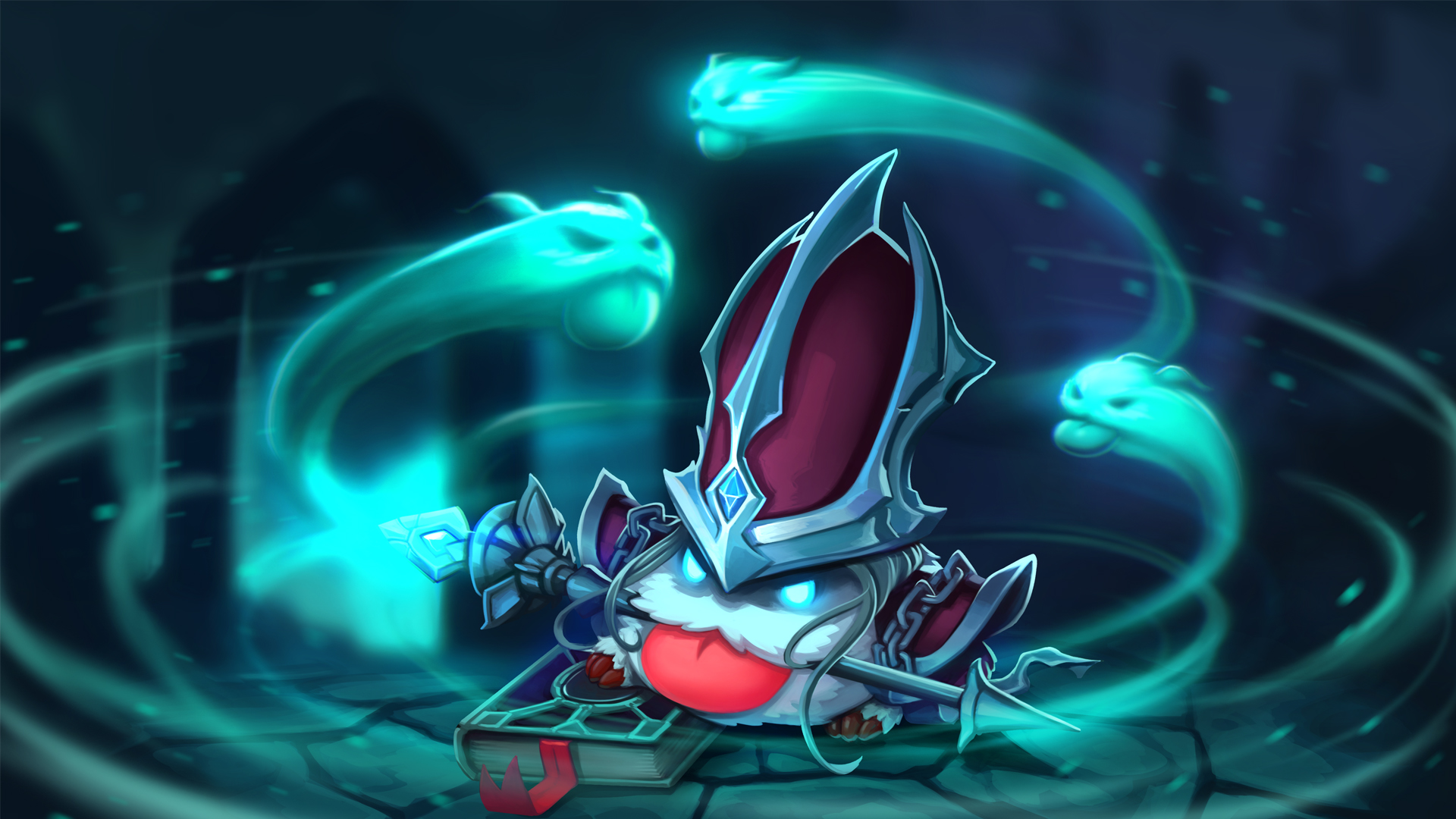 Karthus Poro wallpaper