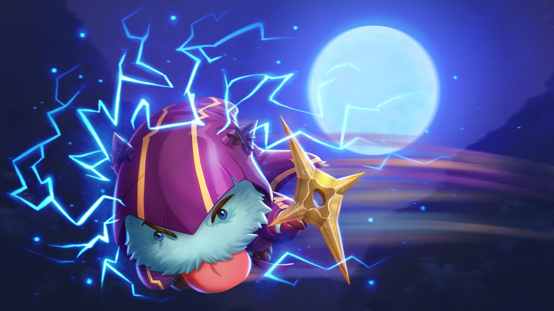Kennen Poro wallpaper