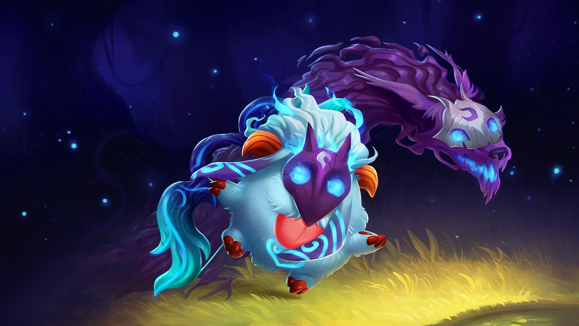 Kindred Poro wallpaper