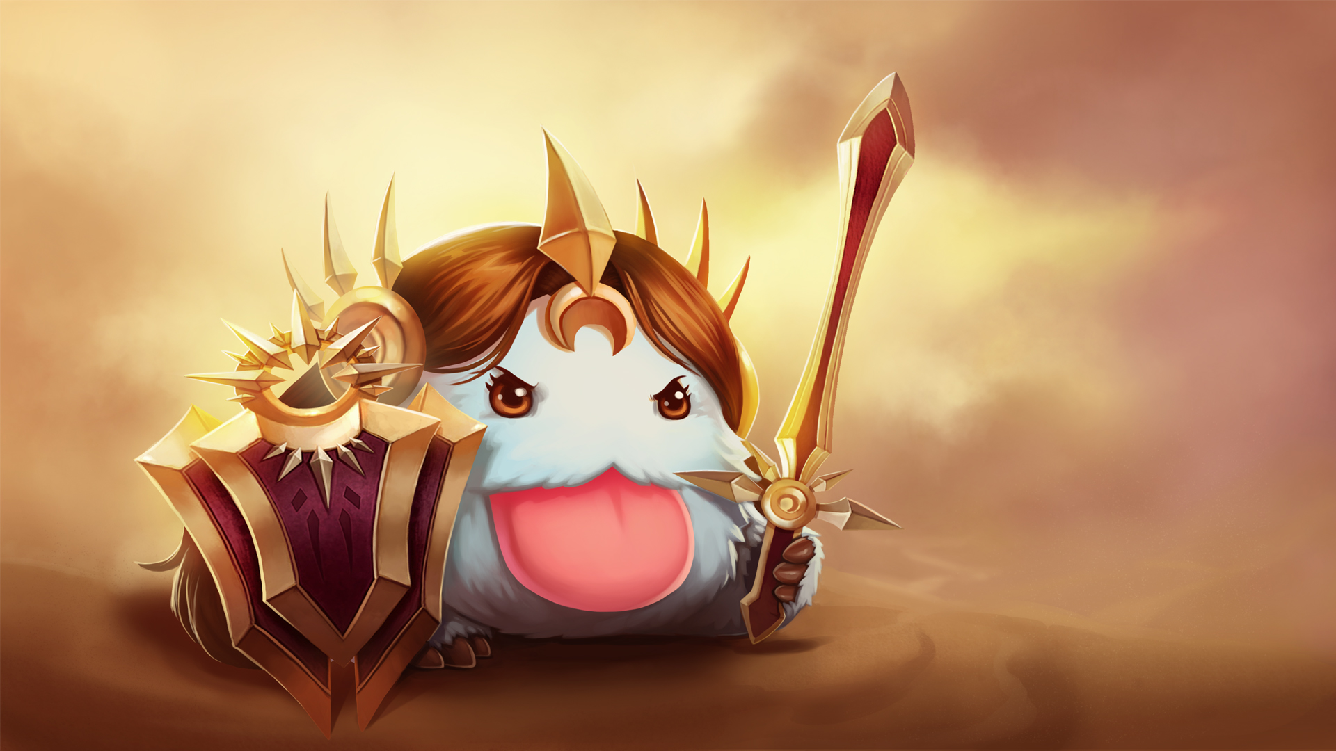 Leona Poro wallpaper