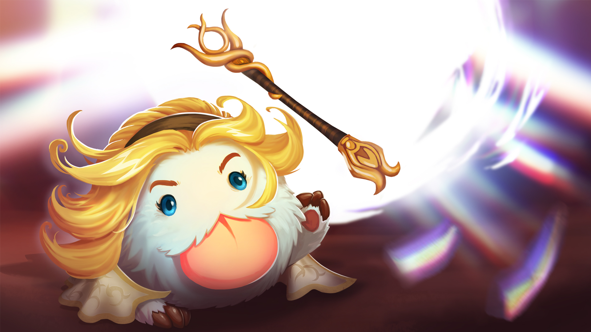Lux Poro wallpaper