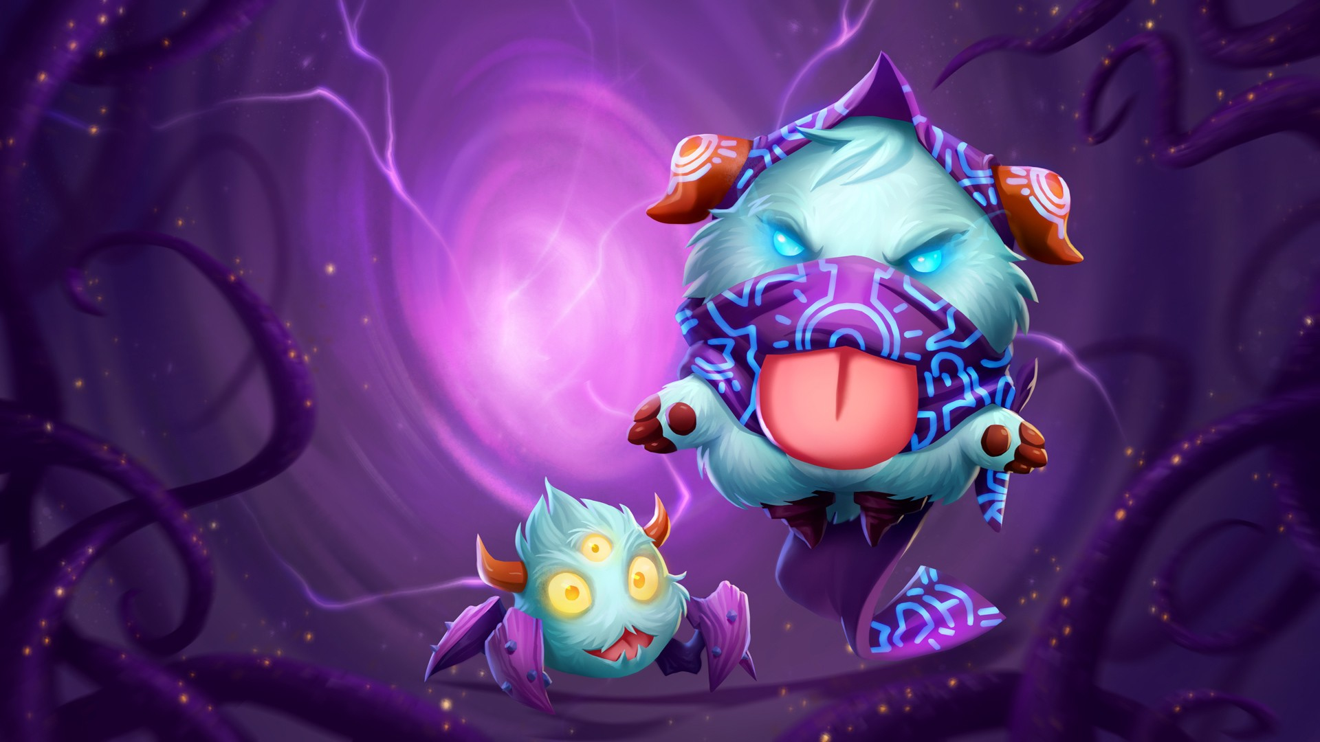 Malzahar Poro wallpaper