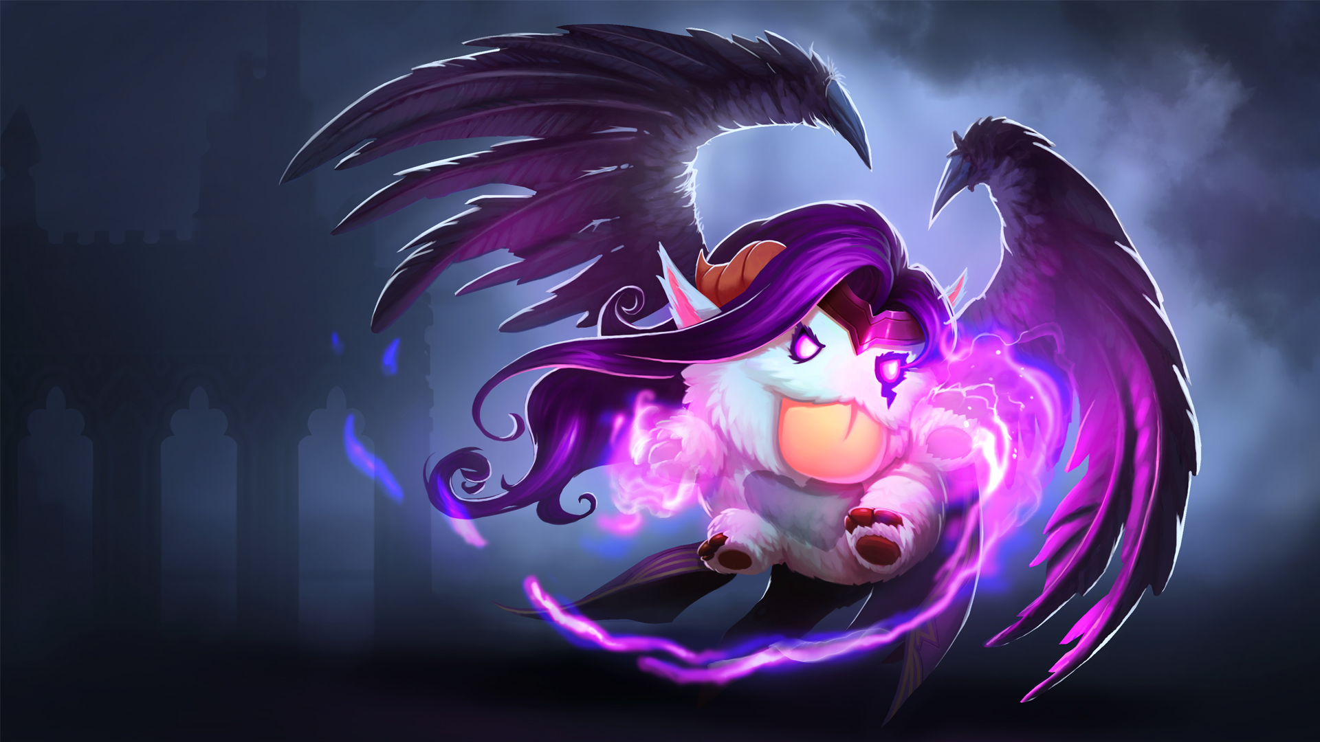 Morgana Poro wallpaper