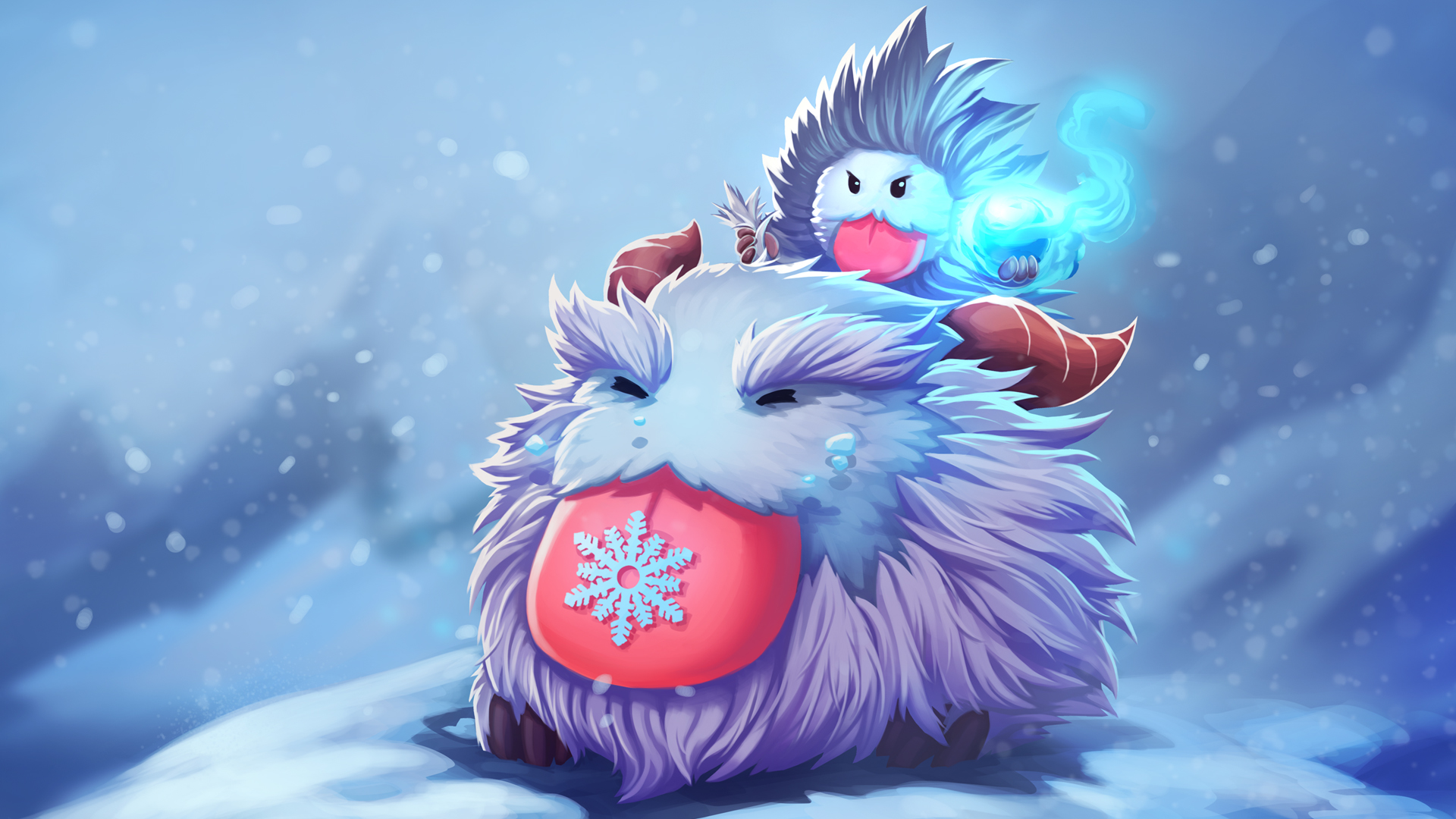 Nunu Poro wallpaper