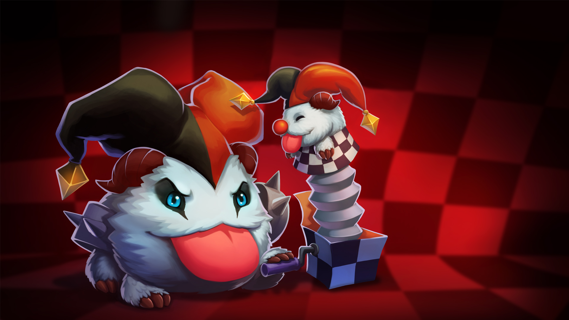 Shaco Poro wallpaper