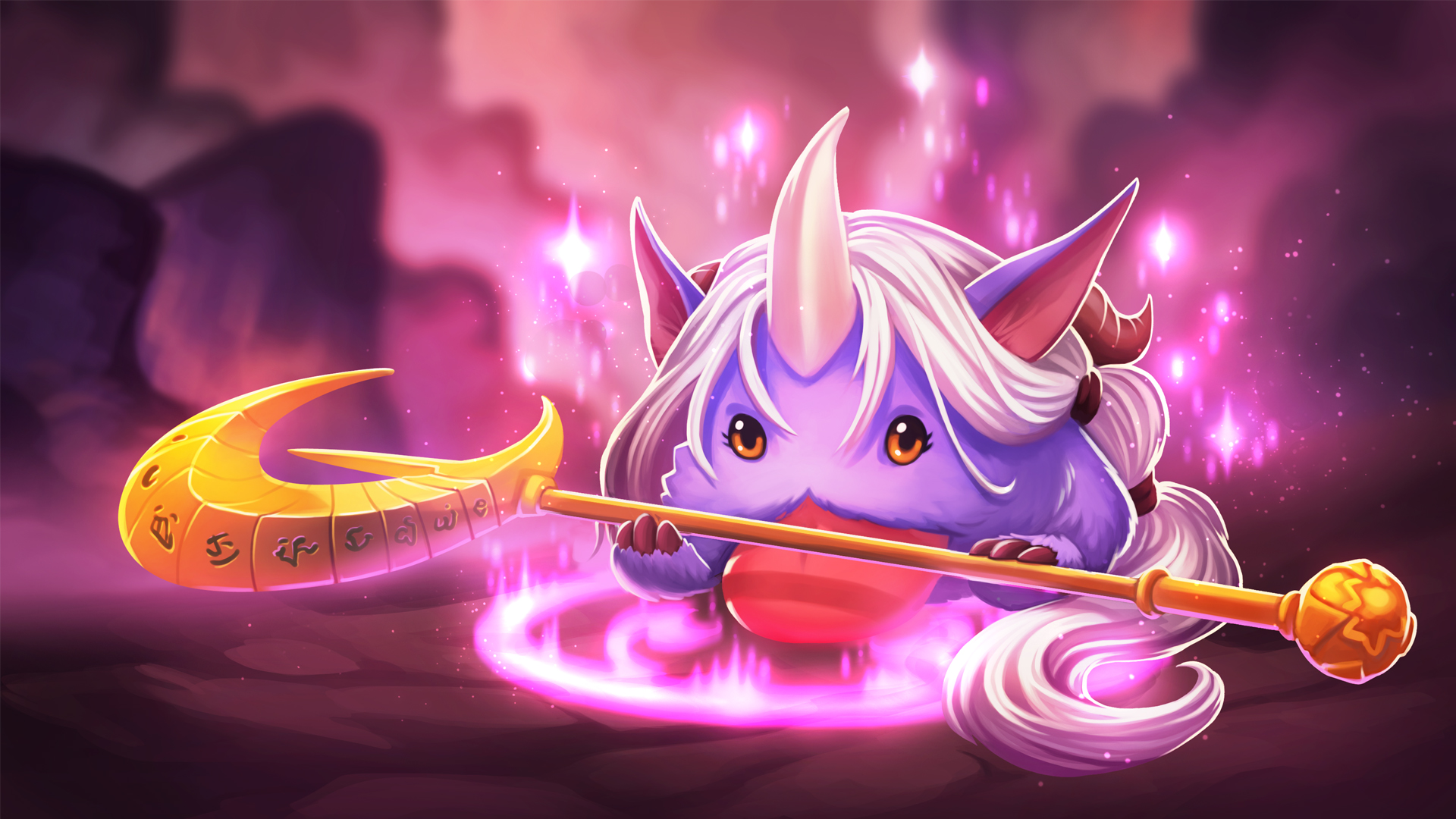 Soraka Poro wallpaper