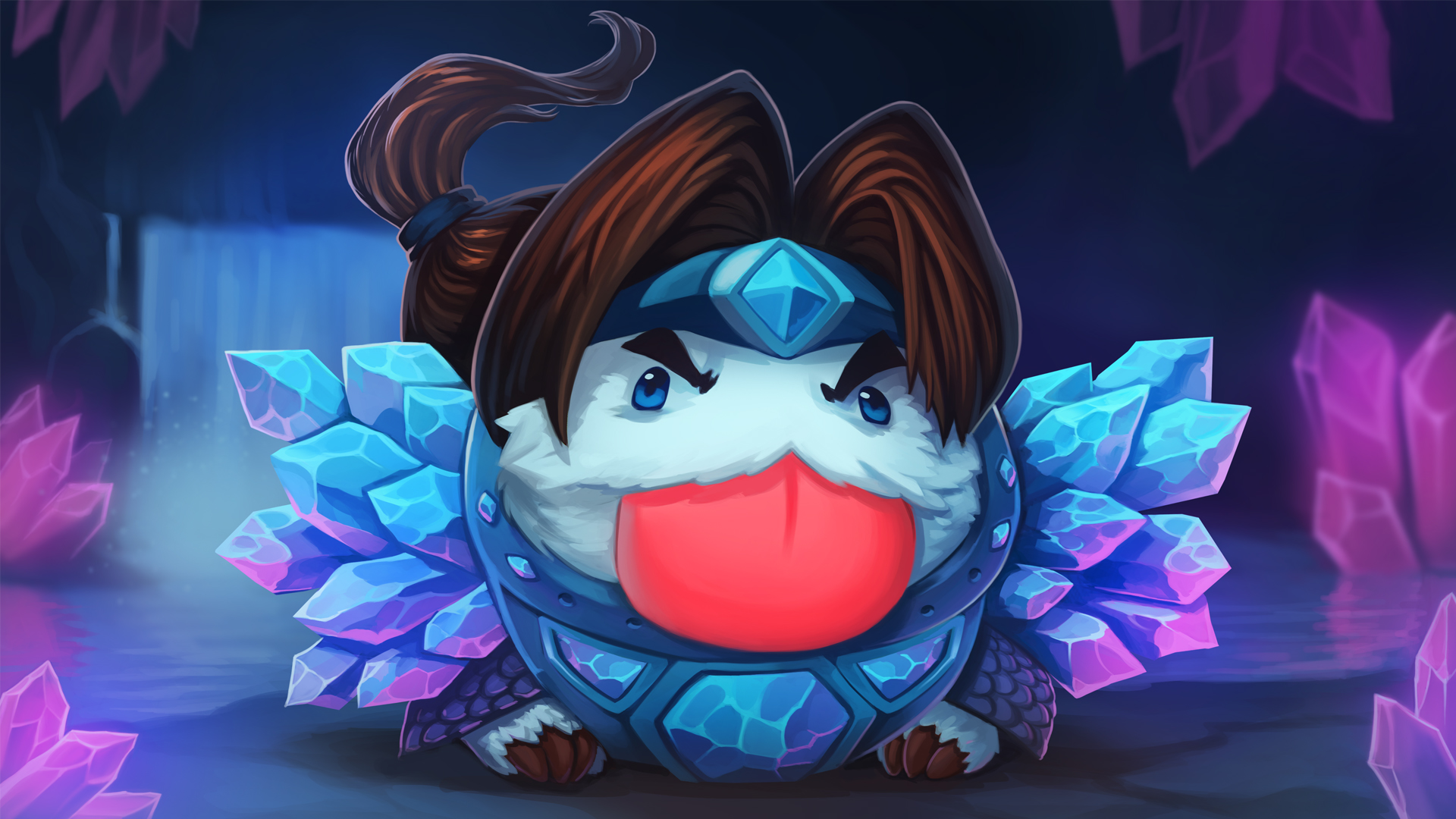 Taric Poro wallpaper