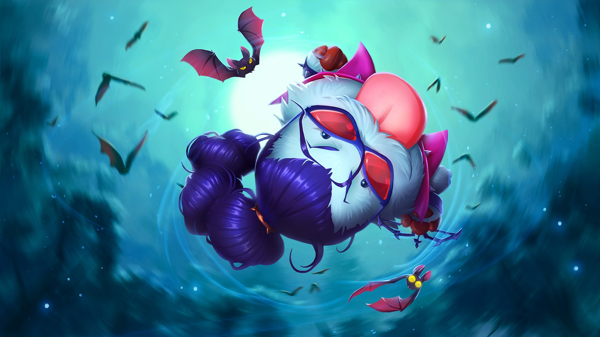 Vayne Poro wallpaper