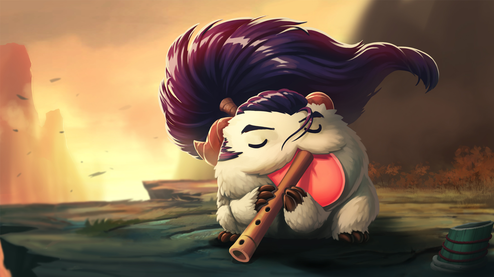 Yasuo Poro Lolwallpapers