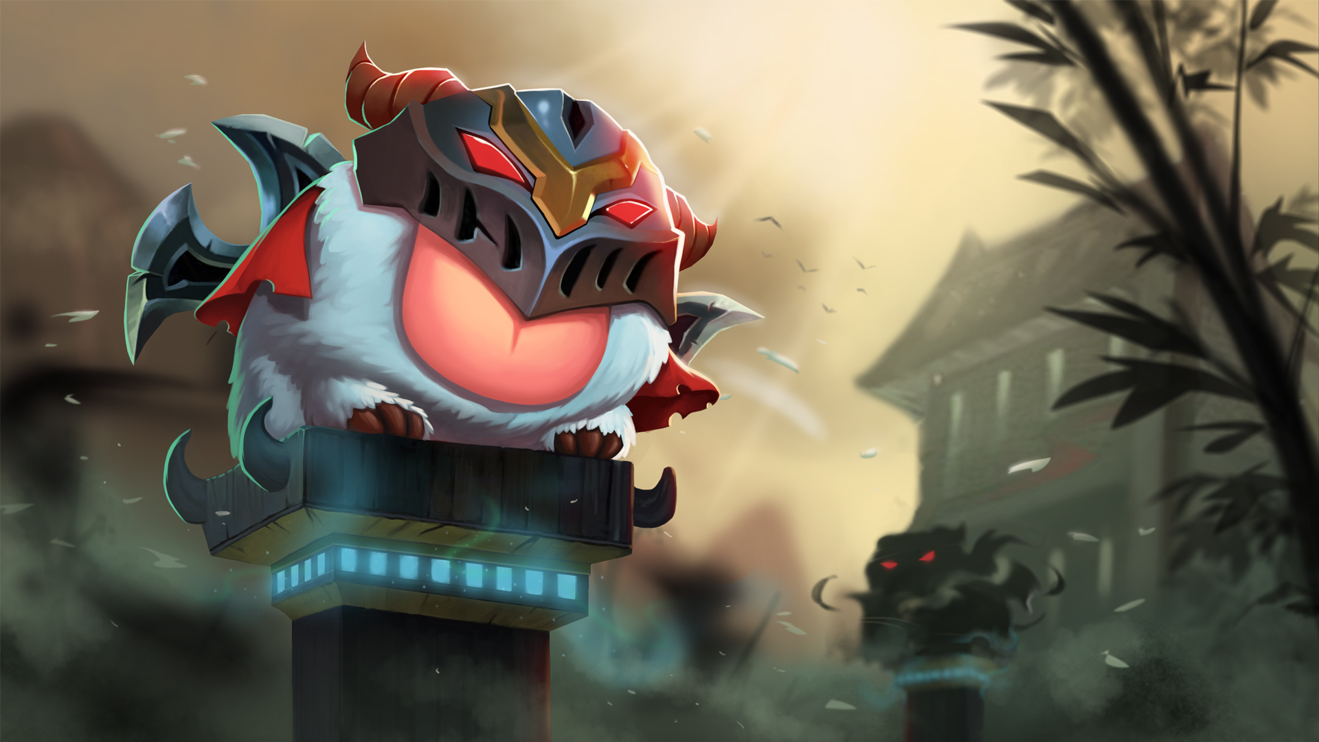 Zed Poro wallpaper